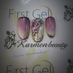 LITAUEN, LETTLAND, ESTLAND UAB Karmen Beauty Ramune Dambrauskiene Instructor - Ramune Dambrauskiene Savanoriu pr 278 LT-50201 Kaunas Tel: +370 (8)690 98 833 Tel: +370 (8)648 89 109 eMail: info@karmenbeauty.lt Web: www.karmenbeauty.lt#firstgel #gelnails #nailart #nails #gelpaint