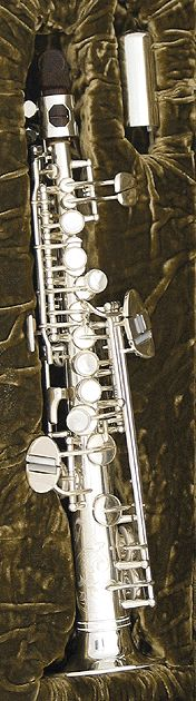 Benedikt Eppelsheim Soprillo Saxophone