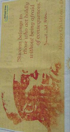 Jawaharlal Nehru, Happy Kids, Rugs, Home Decor, Happy Children, Homemade Home Decor, Types Of Rugs, Rug, Decoration Home