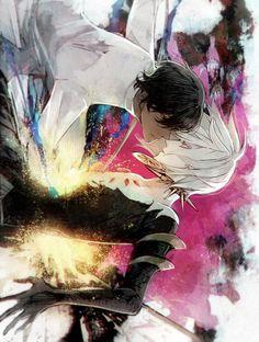 埋め込み Fantasy Art Men, Fate Anime Series, Fate Zero, Hot Anime Guys, Type Moon, Albino, Fate Stay Night, Character Art, Anime Art