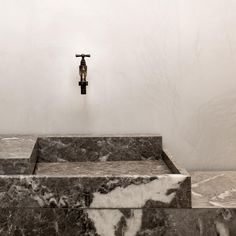 Wash basin - Van Den Weghe Knokke Showroom by Glenn Sestig Architects - Odilon Creations