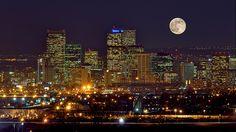 Denver, Colorado - 3 days of shopping...and some work too!