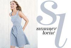 Summer Lovin' #TheLimited #PolkaDotDress