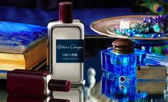 Atelier Cologne adds Oud Saphir to Métal collection