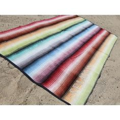 Spiaggia Ombre Brown Beach Towel  $49.99