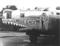 """B-24 """" MISS LACE """""""