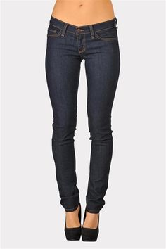 Picture Perfect Skinnies - Blue