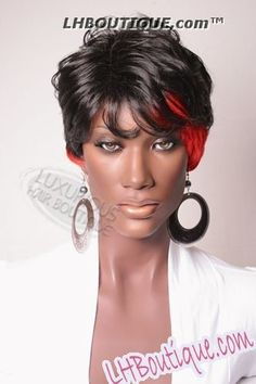 Feel Free Synthetic Hair Wig - Avesta (Final Sale)