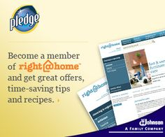 Sign up for coupons, samples, and special offers.