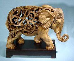 Beautiful Elephant sculpture