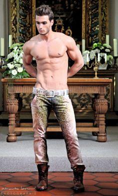 gay actor porn Priest