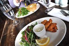 Restaurant Review: The Winding Stair [Dublin, Ireland]