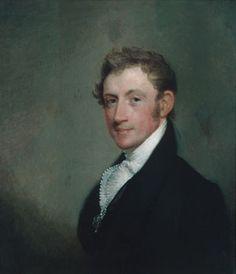 Gilbert Stuart, David Sears Jr.   Now, that is a handsome regency fellow. :-)