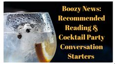 52 Martinis Recommended Reading and Cocktail Party Conversation Starters Vol. 12