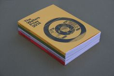 The Walters Prize 2014 Publication & identity design by Emily Macrae