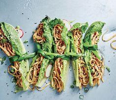 Make These Vegan Sesame Noodle Bundles