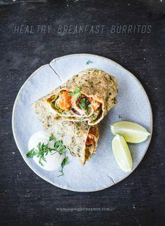 ... Bean Burritos, Easy Breakfast Burrito Recipe and Breakfast Burritos