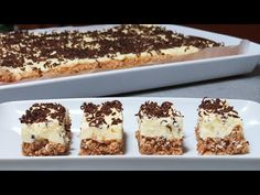 Prajitura cu Nuca si Crema de Vanilie - YouTube Choux Pastry, Tiramisu, Ethnic Recipes, Desserts, Youtube, Food, Pumps, Tailgate Desserts, Deserts
