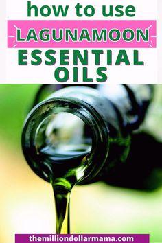 Lagunamoon Essential Oils - A Complete Guide #essentialoilsforheadaches Oil For Headache, Essential Oils For Headaches, Essentials