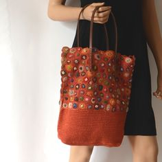 Sophie Digard crochet purse