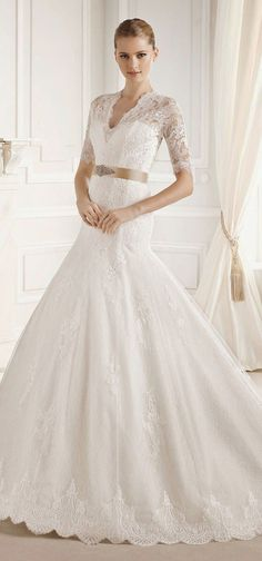 2015 New Wedding Dresses Trend