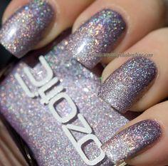 Ozotic 606 mani creation by Ina aka My Nail Polish On-line!  WOW