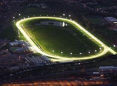 Wolverhampton racecourse at night http://wolverhamptonracecoursetips.co.uk