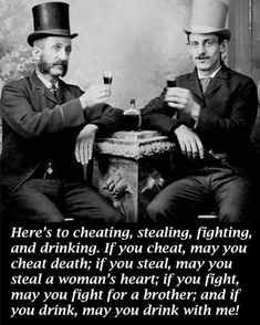 #humor #drink #cheers #fighting #women #death #brother #heart #quote #meme