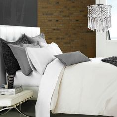 I want my bed to look like this!