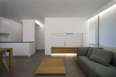 Apartment P design: Elia Nedkov