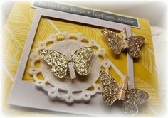 The Curtsey Boutique: Butterflies Hover Card with Andrea Amu