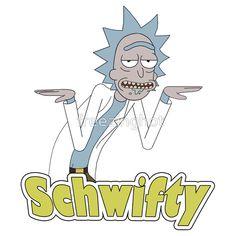 Rick & Morty Schwifty