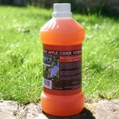 Apple Cider Vinegar. Organic, Unpasteurised 1litre
