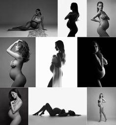 Artistic nude maternity photography, NYC, NY Fine-art Pregnancy photography by Lola Melani, artistic b&w nude maternity silhouettes, pregnancy photography, silhouette photography, maternity session ideas, posing, black and white