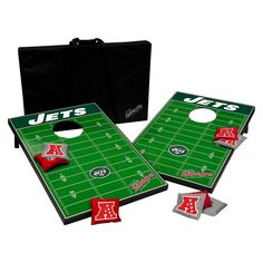 NFL New York Jets Wild Sports Tailgate Toss - 2 x 3 ft.