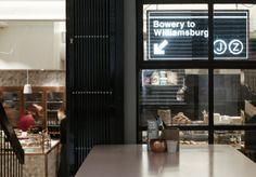 Bowery to Williamsburg - Cafe - Food & Drink - Broadsheet Melbourne Melbourne Brunch, Melbourne Restaurants, Breakfast Bagel, Best Breakfast, Best Bagels, Reuben Sandwich, Restaurant Marketing, Ny Style, Melbourne Victoria