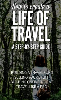 After six years on the road, Bren On The Road breaks down the steps he took to start a life of travel. From saving your first dollar to jumping on a plane and roaming the globe, it's all detailed in this step-by-step guide. Check it out!