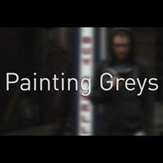 Emmit Fenn - Painting Greys