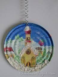 Resultado de imagen para handcraft paper rolled christmas ornaments