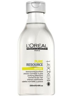 L' Oreal Paris Professionnel Professionnel Expert Serie - Pure Resource Shampoo (250 ml) >>> Be sure to check out this helpful article. #hairdressing