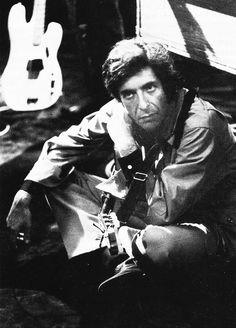 Leonard Cohen; captured by Jean-Pierre Leloir (1970)