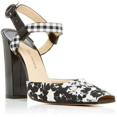 3066da61c68 14 Best  TuesdayShoesday  Peep-Toe Your Way Into Spring images ...