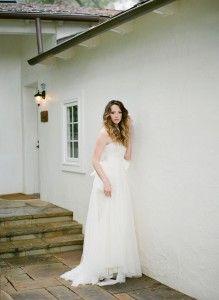 Vera Wang Silk Strapless Wedding Dress - Nearly Newlywed Wedding Dress Sizes, Designer Wedding Dresses, Leanne Marshall, Allure Bridal, Wedding Photo Inspiration, Hair Designs, Vera Wang, Newlyweds, Bridal Style