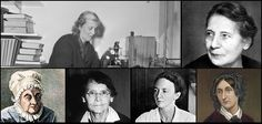 Ten Historic Female Scientists You Should Know  Before Marie Curie, these women dedicated their lives to science and made significant advances
