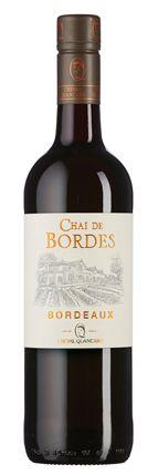 Chai de Bordes 2010:  Bouquet aus dunklen Früchten, Vanille und pikanten Kräuternoten,  lebendiger Fruchtgeschmack mit markanten Gerbstoffen und feiner Säure.