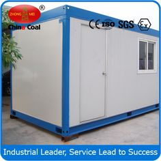 Accommodation Container For House / Storage / Office / Camp / Shelter Chinacoal07 House Accommodation Container, Accommodation Container, Container