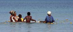 Madagascar / pesca in famiglia