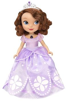 Our List of Hot 2013 Holiday Toys for Hanukkah and Christmas: Disney Junior's Sofia The First Talking Doll and Animal Friends for Ages Toddler Toys, Kids Toys, Toddler Learning, Learning Toys, Talking Animals, Sofia The First, Disney Dolls, Barbie Dolls, Disney Junior