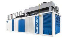 Газопоршневые электростанции (установки) «OMEGA» 100.
