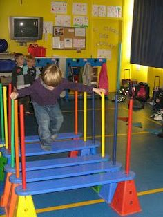 Saint Joseph Preschool: Course in GS Motor Skills Activities, Gross Motor Skills, Sports Activities, Physical Activities, Physical Education, Activities For Kids, Daycare Spaces, Mini Gym, Motor Planning
